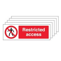 5PK - Restricted Access - Landscape