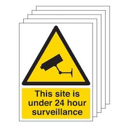 5PK - Under 24 Hour Surveillance - Portrait