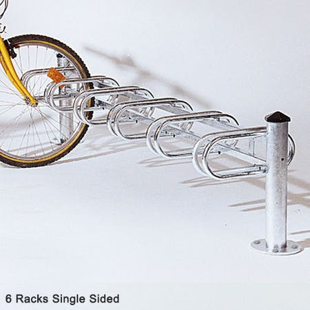 Mercure Cycle Rack - Single Sided