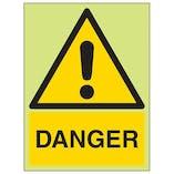 GITD Danger - Portrait