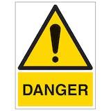 Danger - Portrait