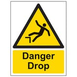 Danger Drop - Polycarbonate