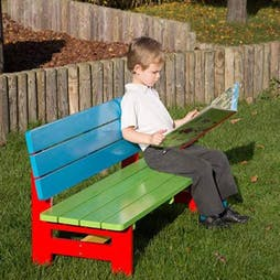 Playtime Nursery Bench