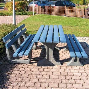 Coventry Bench and Picnic Table
