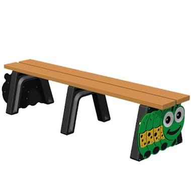 Mini Beast Themed Bench
