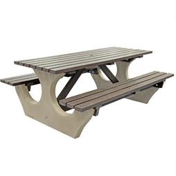 Concrete/Metal Picnic Tables