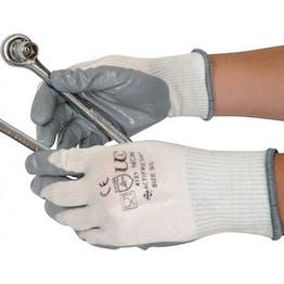 UCI Nitrilon Nitrile Coated Gloves