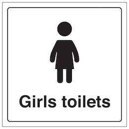 Girls Toilets