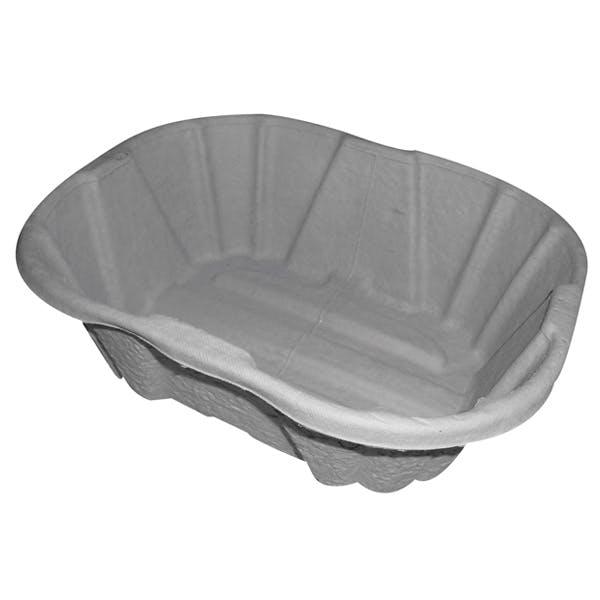 Pulp Detergent Proof Wash Bowl