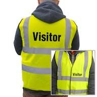 Hi-Vis Vest - Visitor