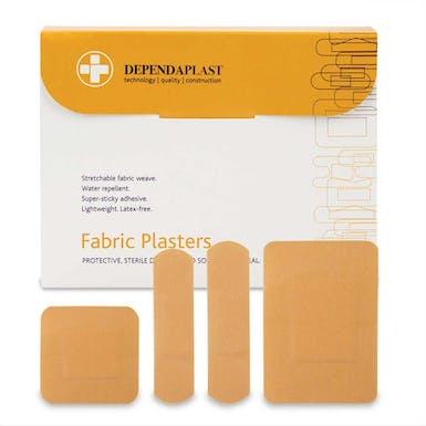 Dependaplast Sterile Fabric Plasters