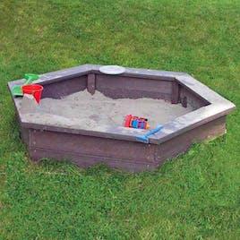 Bristol Hexagonal Sandpit