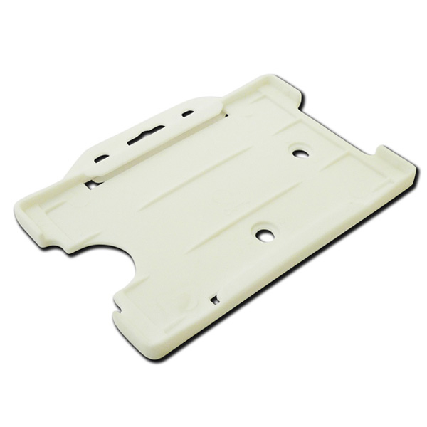 Single Sided Plastic Card Holder