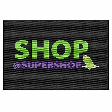 Scraper Logo Mat
