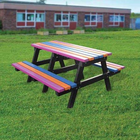 Colour Fusion Tables
