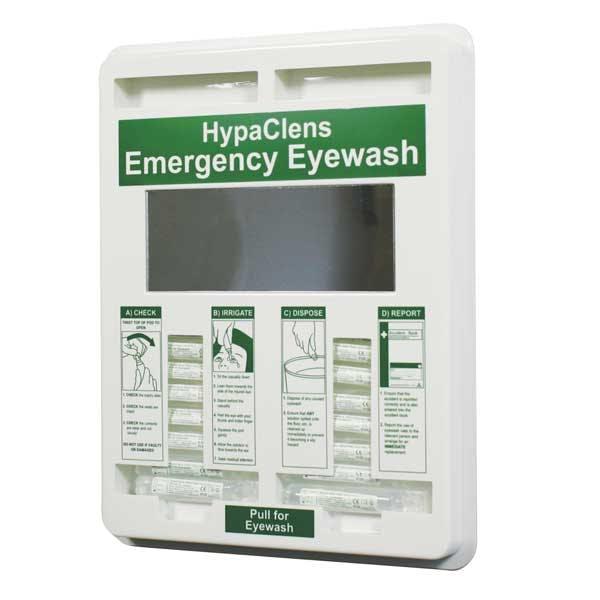 HypaClens Eyewash Pod Dispenser