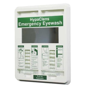 HypaClens Eyewash Pod Dispenser