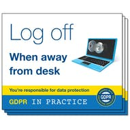 GDPR In Practice Stickers - For Computers