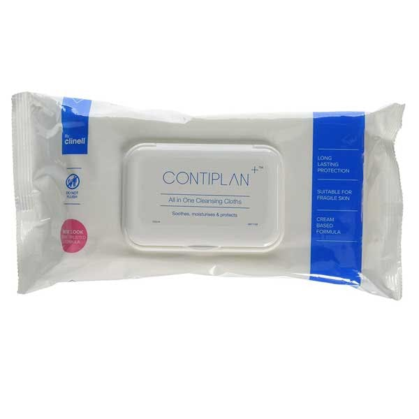 Clinell Contiplan Wipes