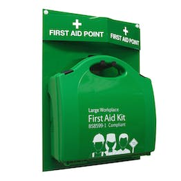 Workplace First Aid Point