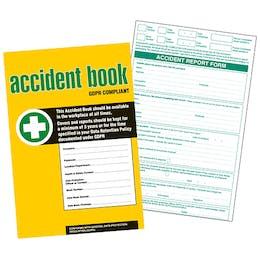 GDPR Compliant Accident Books