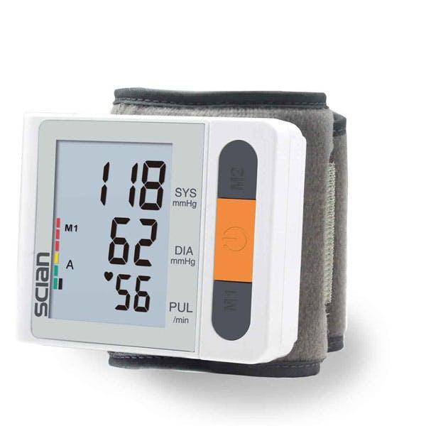 Scian Fully Automatic Wrist Digital Blood Pressure Monitor