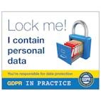 Lock Me! I Contain Personal Data