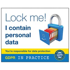 Lock Me! I Contain Personal Data