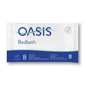 Oasis Bed Bathing Washcloth