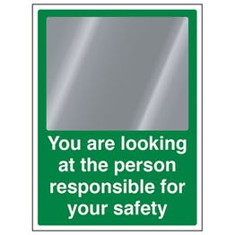Person Responsible For Safety