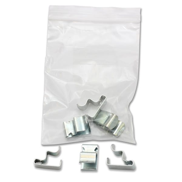 Stanchion Frame Clips - Pack of 6
