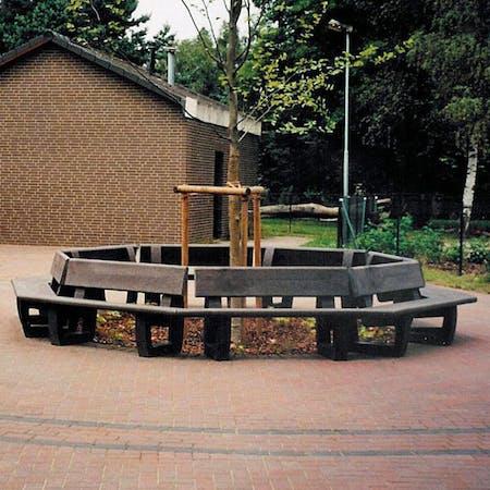 Ardvasa Round Bench