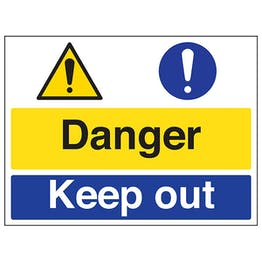 Danger / Keep Out
