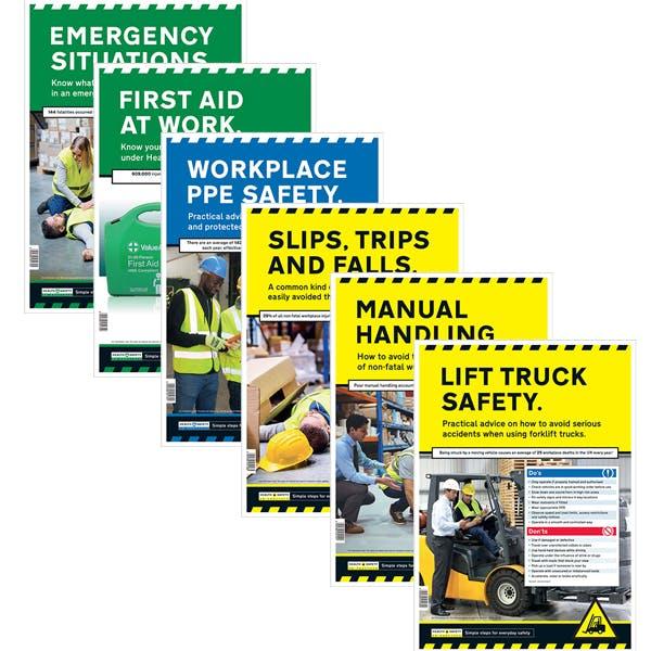 Safety Poster Bundles