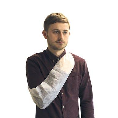 EurekaPlast Non-Woven Triangular Bandages