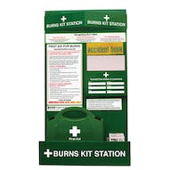 Workplace Burns Station