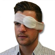 EurekaPlast Eye Dressings with Bandage