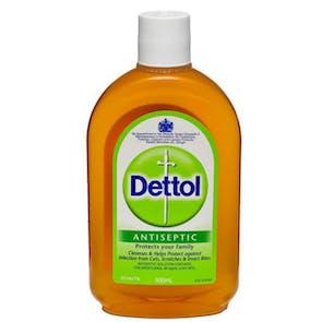 Dettol Antiseptic Cleansing Liquid