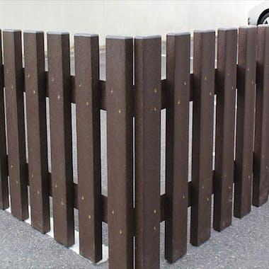 Fixed Fence Panels