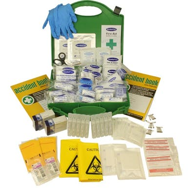 Premium BS8599-1:2019 Kits In Standard Cases