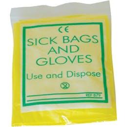 Standard Sick Bag Packs