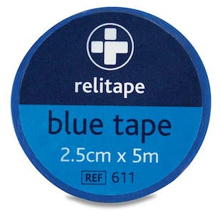 Blue Detectable Tape