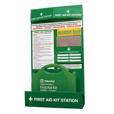 Workplace First Aid Station