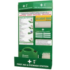 Workplace First Aid & Eye Wash Station