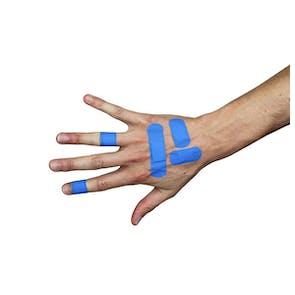 Standard Sterile Blue Plasters
