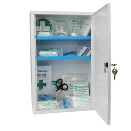 BS8599-1 Compliant First Aid Cabinets