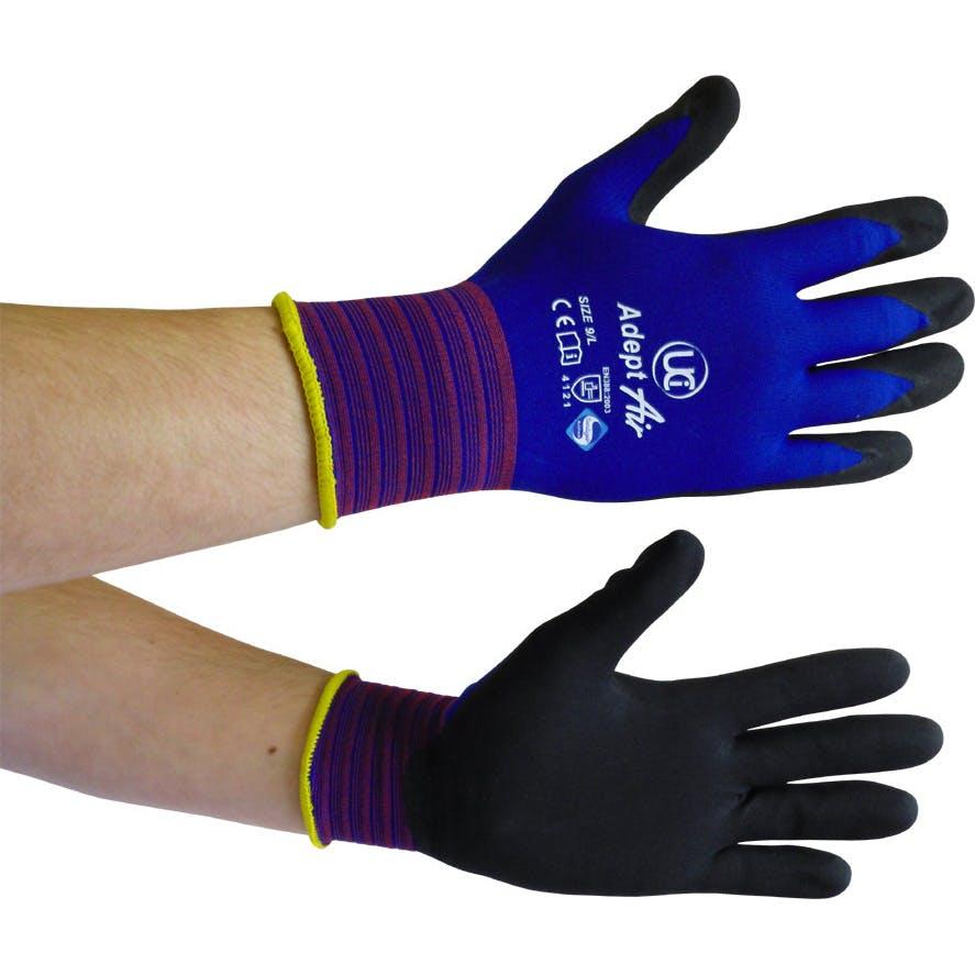 UCI Adept-Air 18 Gauge Gloves
