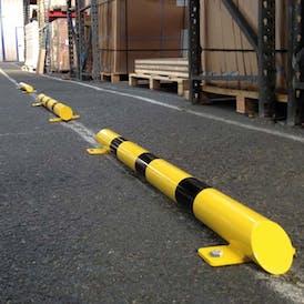 Hi-Viz Barriers & Railings