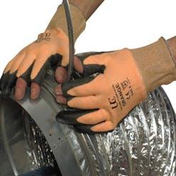 UCI Kutlass PU300 3 Finger PU Gloves