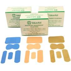 Value Aid Assorted Sterile Plasters